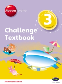 Abacus Evolve Challenge Year 3 Textbook, Paperback / softback Book