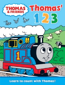 DEAN Thomas 123 Board Activity Book, Hardback Book