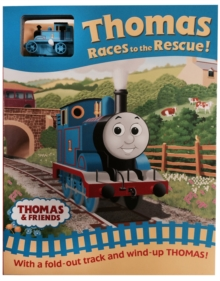 Thomas Races to the Rescue!, Novelty book Book