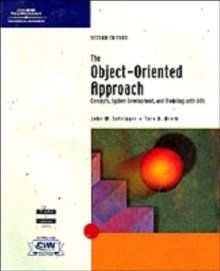 The Object-Oriented Approach: Concepts, Systems Development, and Modeling with UML, Second Edition, Paperback / softback Book