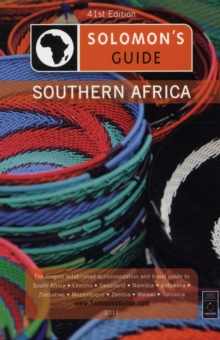 Solomon's Guide : Southern African Travel Guide 2011, Paperback / softback Book