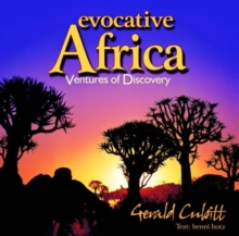 Evocative Africa : Ventures of Discovery, Hardback Book