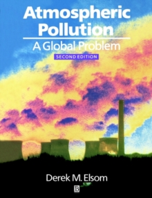 Atmospheric Pollution : A Global Problem, Paperback / softback Book