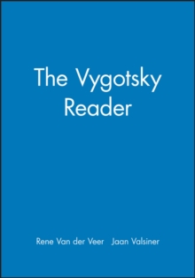 The Vygotsky Reader, Paperback / softback Book
