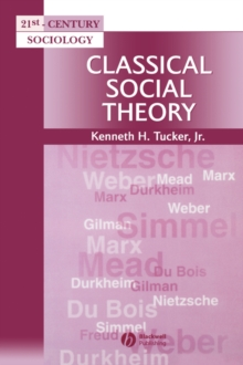 classical social theory assignment no 7 Classical social theory syllabus | spring 2015  it is designed to provide a foundational and historical understanding of classical social theory by introducing you to the writings of the some of the most important social theorists of the18th, 19th, 20th centuries  assignment #7: analyze the death of michael brown and the social.