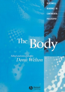 The Body : Classic and Contemporary Readings, Paperback / softback Book