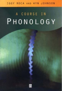 A Course in Phonology, Paperback Book