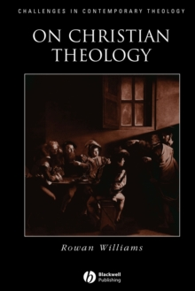 On Christian Theology, Paperback / softback Book