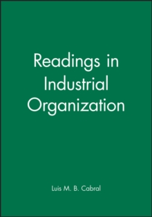 Readings in Industrial Organization, Paperback / softback Book