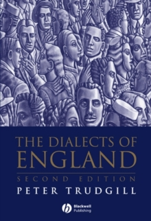 The Dialects of England, Paperback Book