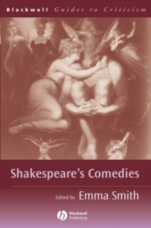 Shakespeare's Comedies, Paperback / softback Book