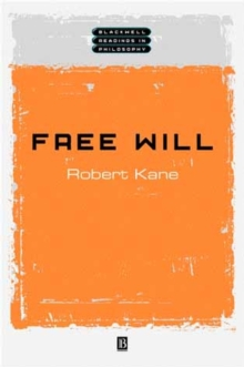 Free Will, Paperback / softback Book