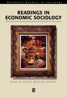 Readings in Economic Sociology, Paperback / softback Book