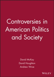 Controversies in American Politics and Society, Paperback Book