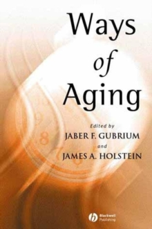 Ways of Aging, Paperback / softback Book