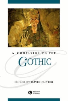 A Companion to the Gothic, Paperback Book