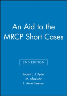 An Aid to the MRCP Short Cases, Paperback Book