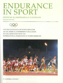 Endurance in Sport, Hardback Book