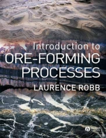 Introduction to Ore-forming Processes, Paperback Book