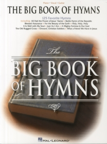 The Big Book Of Hymns (PVG), Paperback Book