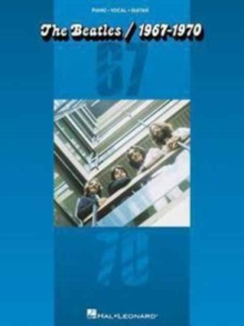 The Beatles/1967-1970, Paperback / softback Book