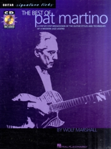 BEST OF PAT MARTINO, Paperback Book