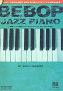 Bebop Jazz Piano, Paperback / softback Book