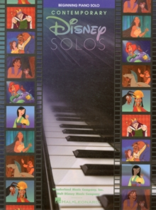 Contemporary Disney Solos (Beginning Piano Solo) - 2nd Edition, Paperback / softback Book