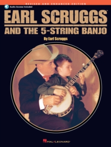 Earl Scruggs and the 5-String Banjo, Mixed media product Book