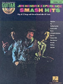 Guitar Play-Along Volume 47 : Jimi Hendrix Experience Smash Hits, Paperback / softback Book