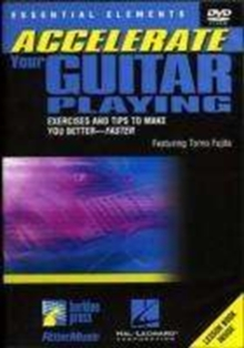 Accelerate Your Guitar Playing, DVD  DVD