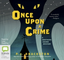 Once Upon a Crime, CD-Audio Book