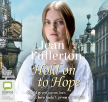 Hold Onto Hope, CD-Audio Book