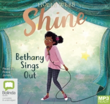Bethany Sings Out, Audio disc Book
