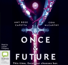 Once & Future, CD-Audio Book