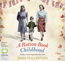 A Ration Book Childhood, CD-Audio Book