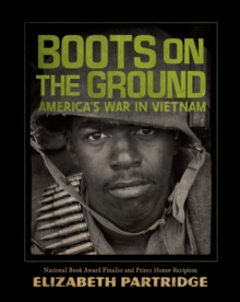 Boots on the Ground: America's War in Vietnam, Hardback Book