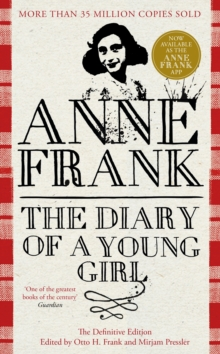 The Diary of a Young Girl : The Definitive Edition, Hardback Book
