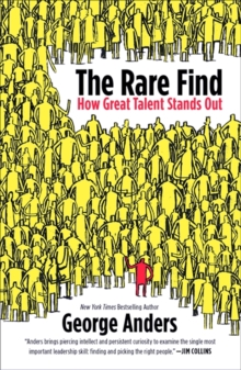 The Rare Find : How Great Talent Stands Out, Paperback / softback Book