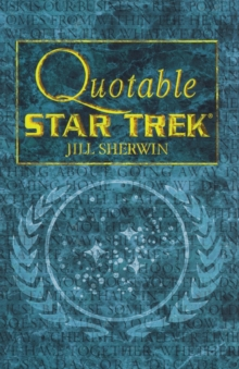 "Quotable ""Star Trek"", Paperback / softback Book"