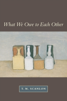 What We Owe to Each Other, Paperback / softback Book