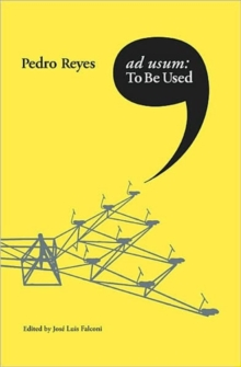 Ad Usum: To be Used, Paperback Book