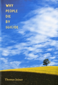 Why People Die by Suicide, Paperback / softback Book