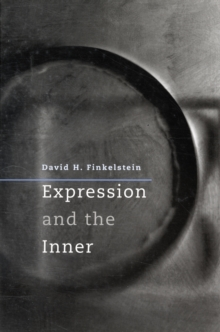 Expression and the Inner, Paperback / softback Book