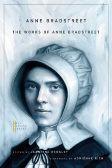 The Works of Anne Bradstreet, Paperback / softback Book