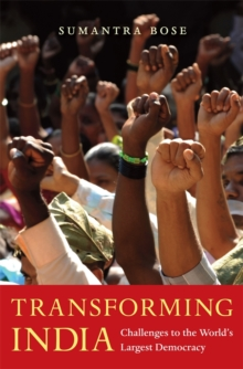 Transforming India : Challenges to the World's Largest Democracy, Hardback Book