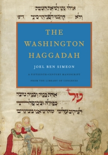 The Washington Haggadah, Hardback Book