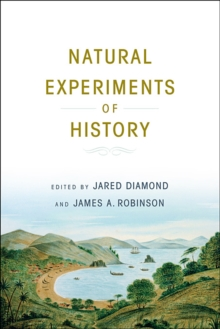 Natural Experiments of History, Paperback Book