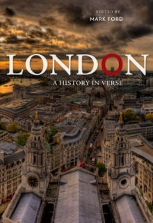 London : A History in Verse, Hardback Book