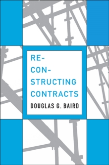 Reconstructing Contracts, Hardback Book